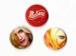 DROWNED WORLD TOUR -2001 BUTTON BADGE SET